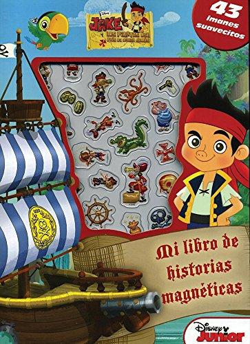 MI LIBRO DE HISTORIAS MAGNETICAS: DISNEY JAKE: DOLPHIN, SILVER