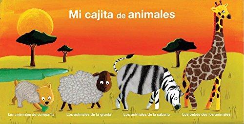 9786074049381: Mi cajita de los animales / My Box of Animals