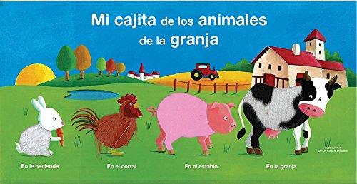 9786074049428: Mi cajita de los animales de la granja / My Box of Farm Animals