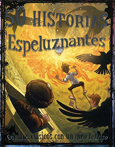 9786074049695: 50 historias espeluznantes / 50 Scary Fairy Tales