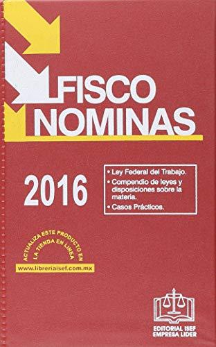 9786074067279: Fisco Nomina Economica 2016