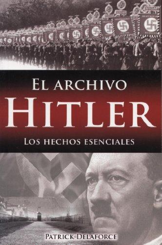 9786074151909: Archivo Hitler (Spanish Edition)
