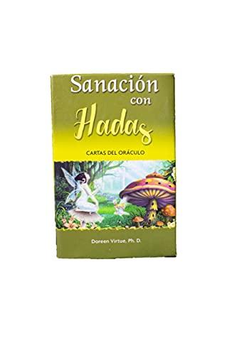 9786074152432: Sanación con Hadas. Oráculo