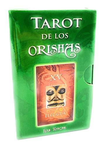 9786074152999: tarot de los orisha