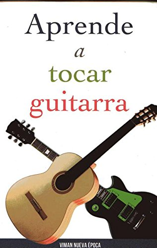 Aprende a Tocar Guitarra (Paperback)