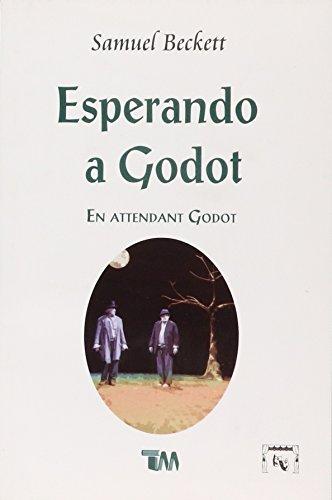 9786074156720: Esperando a Godot-Samuel Beckett (English and Spanish Edition)