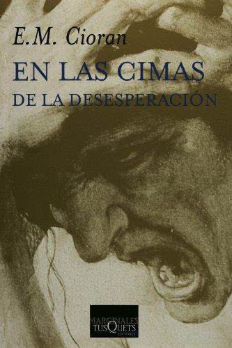 9786074210552: En las cimas de la desesperacion (Spanish Edition)