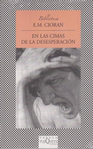 9786074210774: En Las Cimas De La Desesperación