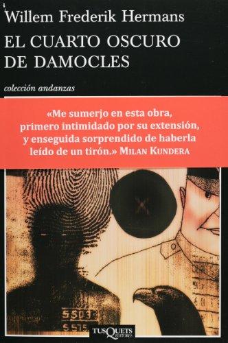 9786074211634: El cuarto oscuro de damocles (Spanish Edition)
