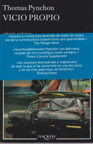 9786074212532: Vicio propio (Spanish Edition)