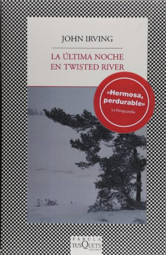 9786074214710: La ultima noche en Twisted River (Spanish Edition)
