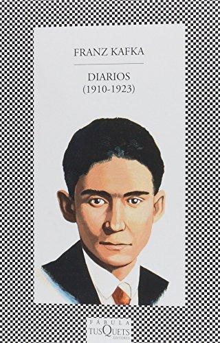 Diarios (1910-1923): Kafka, Franz