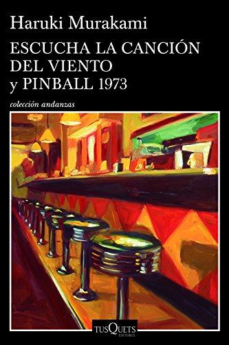 9786074217148: Escucha La Cancion del Viento y Pinball 1973