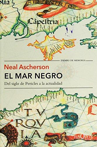 9786074218206: Mar negro, El
