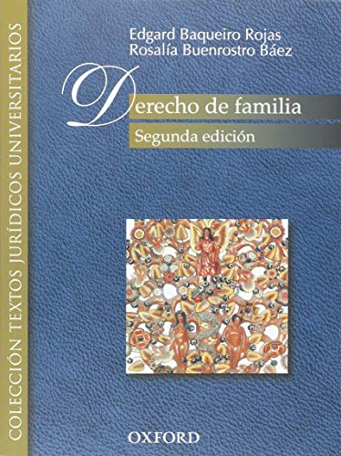 9786074260328: DERECHO DE FAMILIA