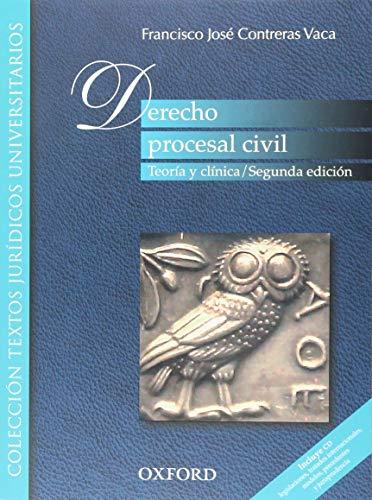 DERECHO PROCESAL CIVIL: CONTRERAS VACA, FRANCISCO