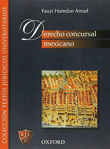 9786074261851: Derecho Concursal Mexicano