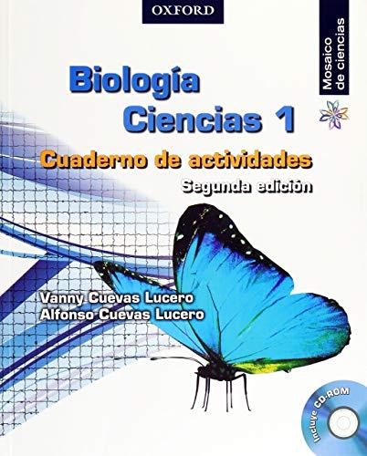 9786074263046: BIOLOGIA. CIENCIAS 1 CUADERNO DE ACTIVIDADES SECUNDARIA / 2 ED. (INCLUYE CD)