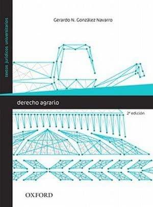 9786074265262: DERECHO AGRARIO / 2 ED.