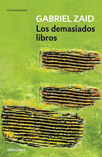 9786074299502: Los demasiados libros (Spanish Edition)