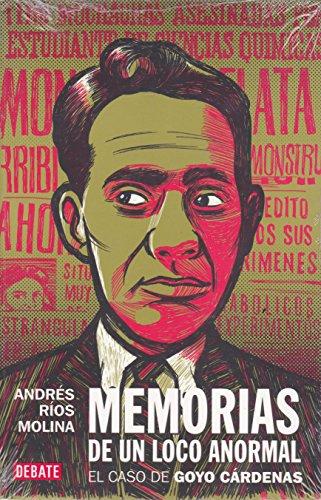 9786074299670: Memorias de un loco anormal (Spanish Edition)
