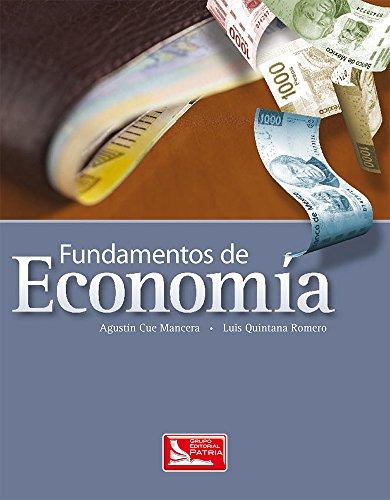 9786074381214: FUNDAMENTOS DE ECONOMIA
