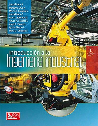 9786074383164: Introduccion A La Ingenieria Industrial / 2 Ed