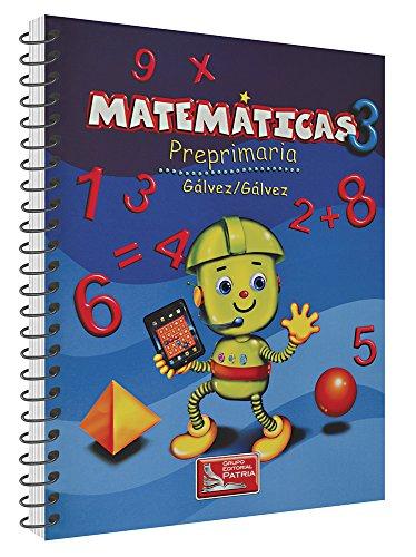 9786074384635: MATEMATICAS PREPRIMARIA 2A.ED.