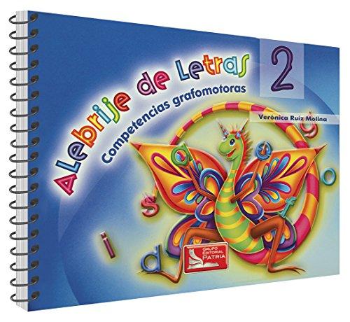 9786074386059: ALEBRIJE DE LETRAS 2 (PATRIA) 2013