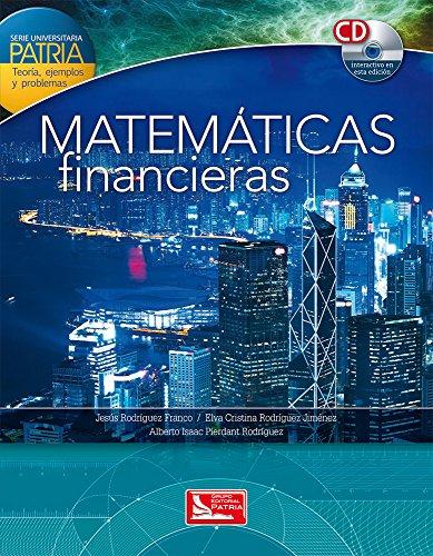 9786074387223: MATEMATICAS FINANCIERAS
