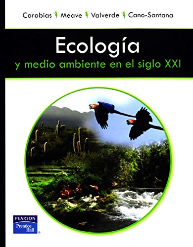 9786074420050: Ecologia y medio ambiente en el siglo XXI / Ecology and Environment in the XXI Century (Bachillerato)