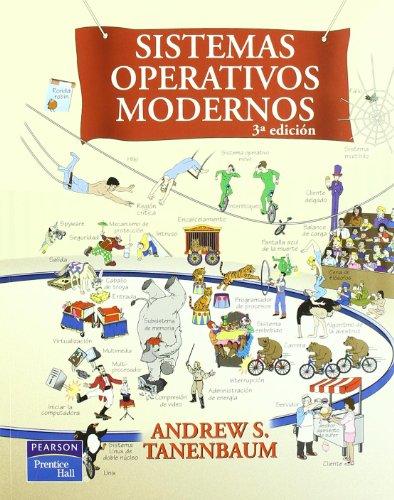 Sistemas operativos modernos: Tanenbaum, Andrew S.