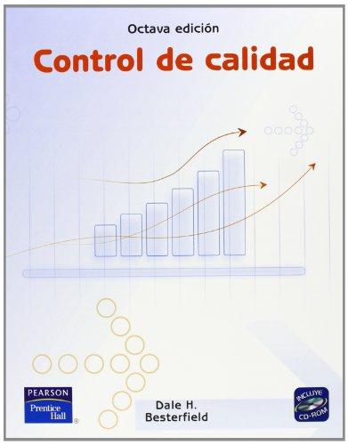 9786074421217: CONTROL DE CALIDAD. -C/CD-