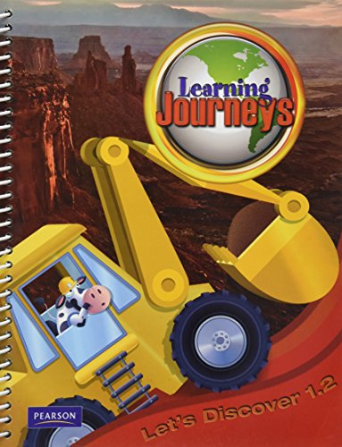 9786074422269: LEARNING JOURNEYS LETS DISCOVER MOD 1.2