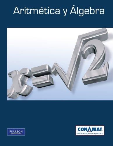 9786074422917: Aritmetica y Algebra (High school) (Spanish Edition)