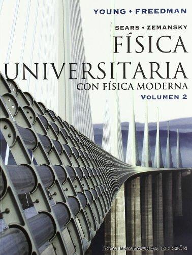 9786074423044: FISICA UNIVERSITARIA SEARS ZEMANSKY (Spanish Edition)