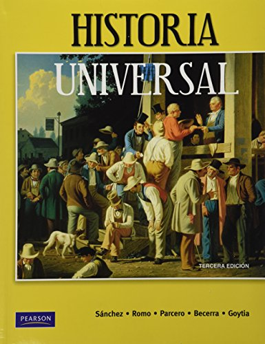 9786074423129: Historia Universal (High school) (Spanish Edition)