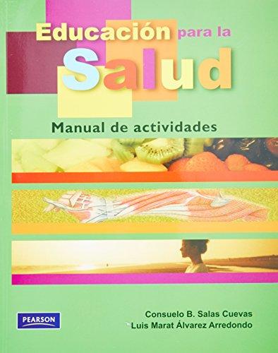9786074423310: Educación para la salud. Manual de actividades (Spanish Edition)