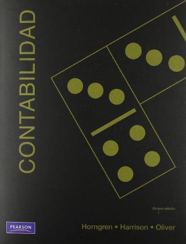 CONTABILIDAD (Spanish Edition): T., HORNGREN CHARLES