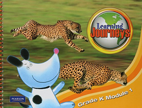 9786074428469: LEARNING JOURNEYS KIDS GRADE K MOD. 1