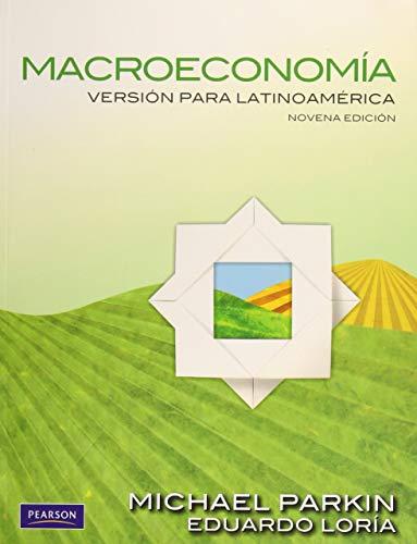 9786074428827: Macroeconomia: Version Para Latinoamerica