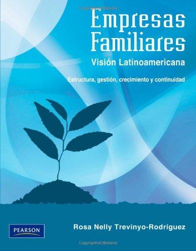 9786074429619: Empresas Familiares: Vision Latinoamericana