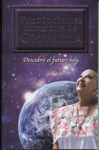 9786074440454: Predicciones Increibles de Giovanna