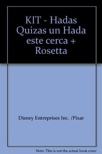 KIT - Hadas Quizas un Hada este: Disney Entreprises Inc.
