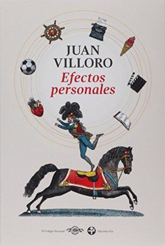 9786074454444: Efectos personales (Spanish Edition)
