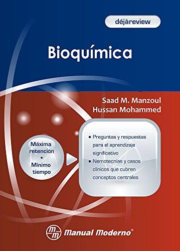 9786074480962: Bioquímica Dejareview 1a. Ed