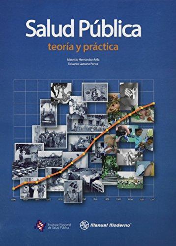 9786074482553: Salud pública. Teoría y practica