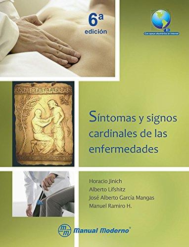 9786074482898: Síntomas y signos cardinales de las enfermedades 6a.ed