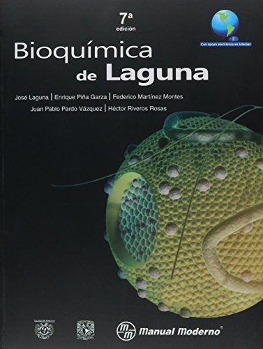 Bioquimica De Laguna.: Con Apoyo Electronico: JOSE, LAGUNA
