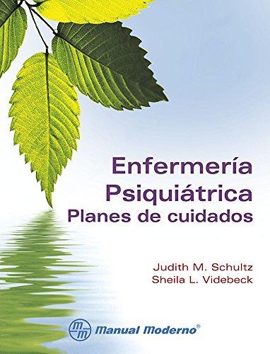 9786074483277: Enfermeria Psiquiatrica: Planes De Cuidados